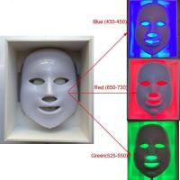 Wholesale Led Facial Mask Face Skin Care Light Therapy , Rejuvenating Skin Light Therapy Unit from china suppliers