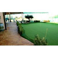 Wholesale PE Monofilament golf artificial turf / grass  for football field, landscaping from china suppliers