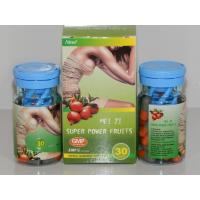 Buy cheap GMP Weight Loss Diet Pills Fruit Slimming Capsule Herbal Formula Meizi Super Power from wholesalers
