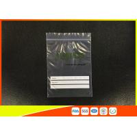 Wholesale Custom Industrial ZipLock Resealable Poly Bags from china suppliers