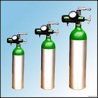Wholesale Ambulance Breathing Medical Portable Oxygen Cylinder Of Aluminum from china suppliers