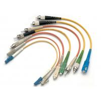 SC/UPC-FC/UPC SM DX Fiber optic patch cord(fiber jumper)