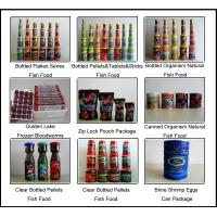 Wholesale Bottled Aquarium Fish food from china suppliers