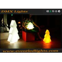 Wholesale Waterproof outdoor christmas Led Pillar Lights snow shaped plastic material from china suppliers