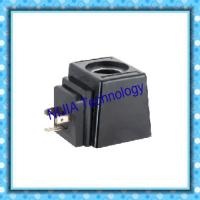 Wholesale Fuel Solenoid Valve Oil Pressure Valve Coil AC110V 25VA DIN43650A from china suppliers