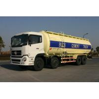 Wholesale 8x4 Dry Bulk Tank For Cement Transport 27cbm Dry-Mixed Powder Truck from china suppliers