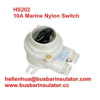 Wholesale 10A marine nylon high quality switch HS202 boat switch power handware from china suppliers