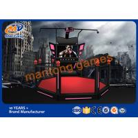Wholesale Indoor Arcade Game Machine Virtual Reality Gaming Platform For Shopping Mall from china suppliers
