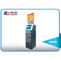 Wholesale Cash acceptor touch screen information kiosk for bus airport metro station from china suppliers