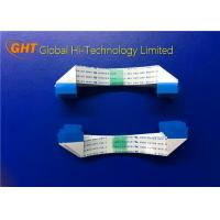 Wholesale Waterproof FFC Flexible Ribbon Cable 0.5mm Pitch With 90 Degree 2 Side Folding from china suppliers