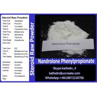 Wholesale Steroid Raw Powder Nandrolone Steroid Phenylpropionate / NPP / Durabolin Hormone from china suppliers