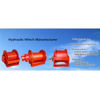 hydraulic winch manufacturer (kemercn@hotmail.com)