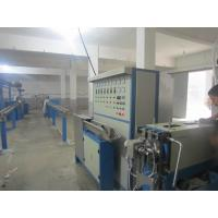 Wholesale Hdpe Pipe Cable Extrusion Machine With 0 - 200 M / Min Traction Speed ISO9001 from china suppliers