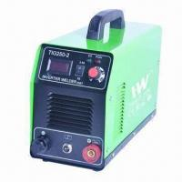 Wholesale 250A Output Current TIG Inverter Welder, Make Clean, No Slag, Nice Welding on Stainless Steel from china suppliers