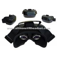 Wholesale HD 1080P Virtual Reality Gaming Headset , High Technology Movie VR Box from china suppliers