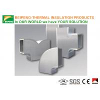Wholesale PIR Foam Central Air Conditioning Duct / HVAC  Metal Air Duct from china suppliers