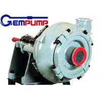 Wholesale 18/16TU-G  Sugar Plant Electric Centrifugal Pump / Tailing Transport Slurry Pump from china suppliers
