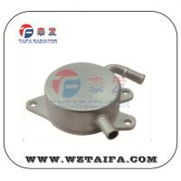 Wholesale High Reliability HONDA Oil Cooler , Automatic Oil Cooler Replacement 124100-5280 from china suppliers
