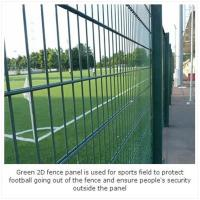 Wholesale High security Double loop wire mesh fence from china suppliers