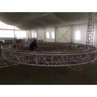 Quality Heavy Duty Aluminum Roof Truss System WIth PVC Material Roof Tent for sale