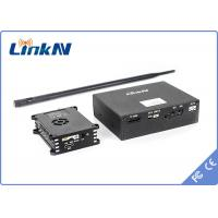 Wholesale 2-8MHz TTL / RS232 / RS485 2.4G NLOS LOS COFDM Transmitter With Narrow Bandwidth from china suppliers