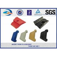 Wholesale Reinforced Virgin Material Nylon PA 66 Rail Guide Plate Rail Fastening Parts from china suppliers