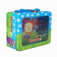 Wholesale Kid's Lunch Box, Keeps Hot/Cold for Long Time, Reusable, Various Designs are Available from china suppliers