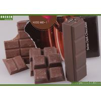 Wholesale Chocolate Design Portable USB Power Bank 18650 , Small Size Portable Phone Charger from china suppliers