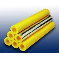 Quality Glass wool pipe insulation material for sale