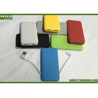 Wholesale Super Fast Charge 4000mAh Li-Polymer Power Bank Mobile Battery Charger from china suppliers