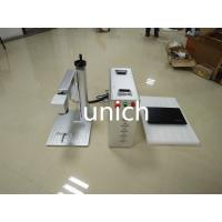 Wholesale Portable CNC Laser Marking Machine Aluminum Alloy Table Metal Laser Marking Machine from china suppliers