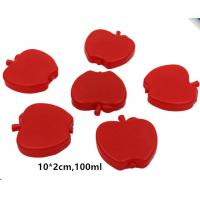 Wholesale Bpa Free 100Ml Reusable Cute Ice Packs Ice Block Cooler Mini Apple Shape from china suppliers