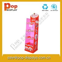 Wholesale Marketing Corrugated Cardboard Store Displays For Milk Promotion from china suppliers