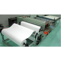 Wholesale High Efficiency Mini Pleating Machine for Glass Fiber Air Filter from china suppliers