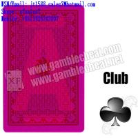 Quality XF Royal Pro Poker Jumbo 100% Plastic Playing Cards for sale