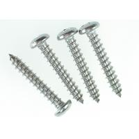 Stainless Steel Pan Head Self Tapping Screws 3.9 X 20 DIN7981 HRC 62