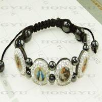 Wholesale Fashion Jewelry Shamballa Bangle/Bracelet with Pictures Ljh0014 from china suppliers