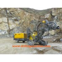 Wholesale Atlas Copco Crawler Drilling Machine , Hydraulic DCT System AirROC D45 SH DTH Boring Machine from china suppliers