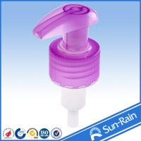 Wholesale 24mm 28mm Plastic lotion pump / liquid dispenser for shampoo bottle from china suppliers
