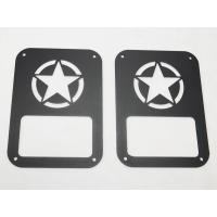 Wholesale Star taillight cover for jeep wrangler taillamp cover auto parts car accessories from china suppliers