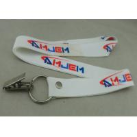 Quality Reflection Promotional Lanyards Stain Lanyard Polyester Marathon Medal Ribbon for sale