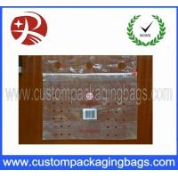 Wholesale Supermarket Fruit Packaging Bags / Reclosable Printed Slider Bags from china suppliers