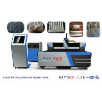 Buy cheap Laser Metal Cutting Machine Spare Parts , 500W to 3000W Laser Cutter Machine from wholesalers