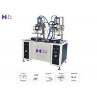 Quality 300KG Cylinder Forming Machine , Plastic Box Edge Curling Machine Automatic Feeding System for sale