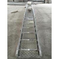 Quality ODM Aluminum Alloy Marine Boarding Ladder Accommodation Ladder for sale