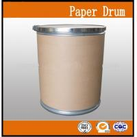 Quality Paper Drum paper barrel with iron hoops factory Wooden, Kraft pressed cardbo kraft paper core pipe for sale