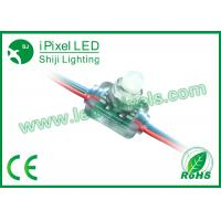 Wholesale F8 5050 Indoor Christmas LED Pixel String With DMX Controller 0.3w Over 50000hrs from china suppliers