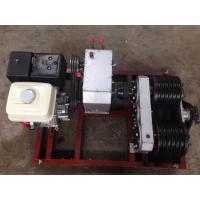 Wholesale Honda / Yamaha Engine 5 ton 50KN Double Capstan Winch Pulling Hoisting from china suppliers