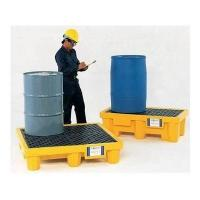 Wholesale rotational moulding spill containment pallet from china suppliers