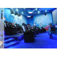 Wholesale New Technique 5D Cinema with Motion Chair, Special Effects and Environment Effects from china suppliers
